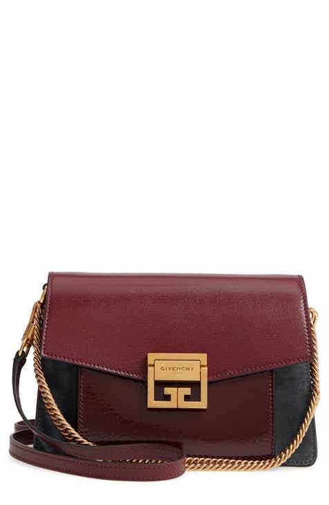 Givenchy GV3 Deerskin Leather Shoulder Bag 20f903cb5c5b5