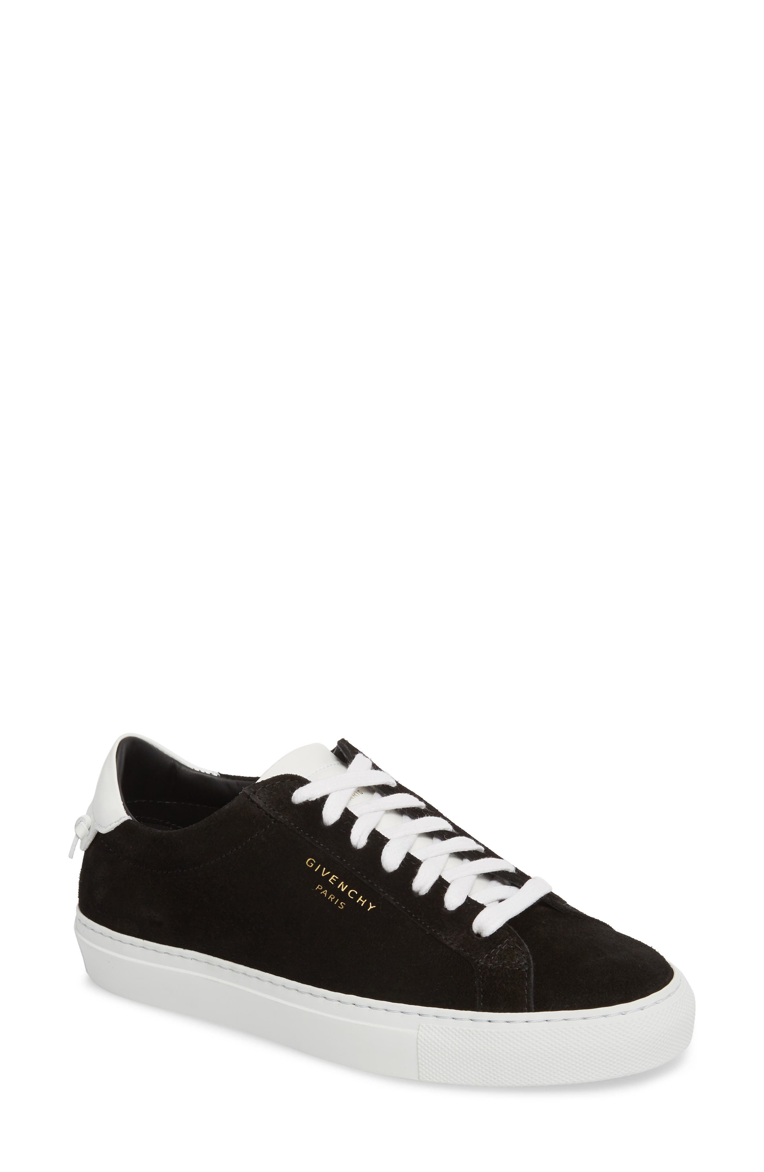 Sneakers for Women On Sale, White, Fabric, 2017, 3.5 4 4.5 5.5 Givenchy