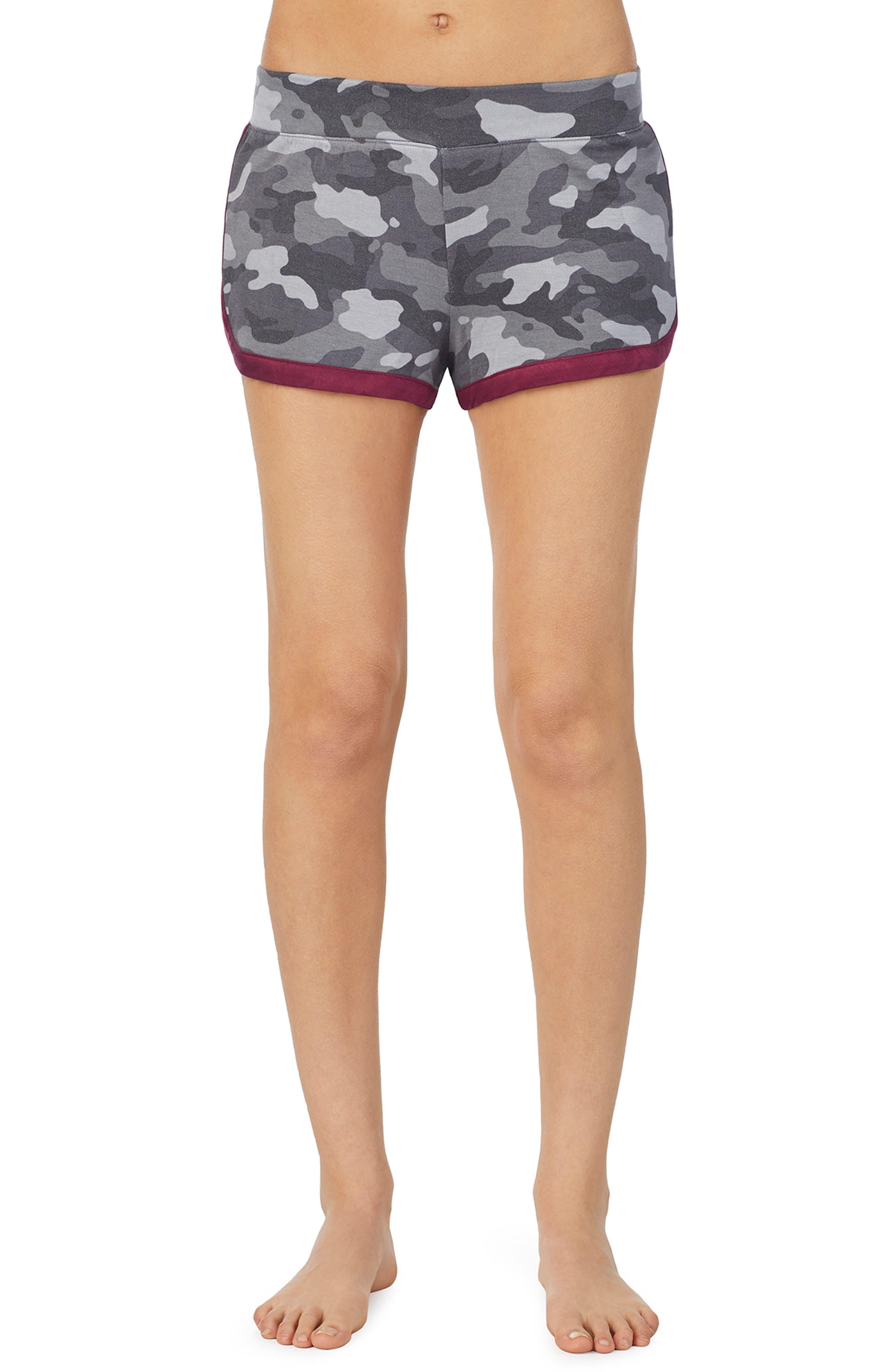 Lounge Shorts,                         Main,                         color, Grey Prt