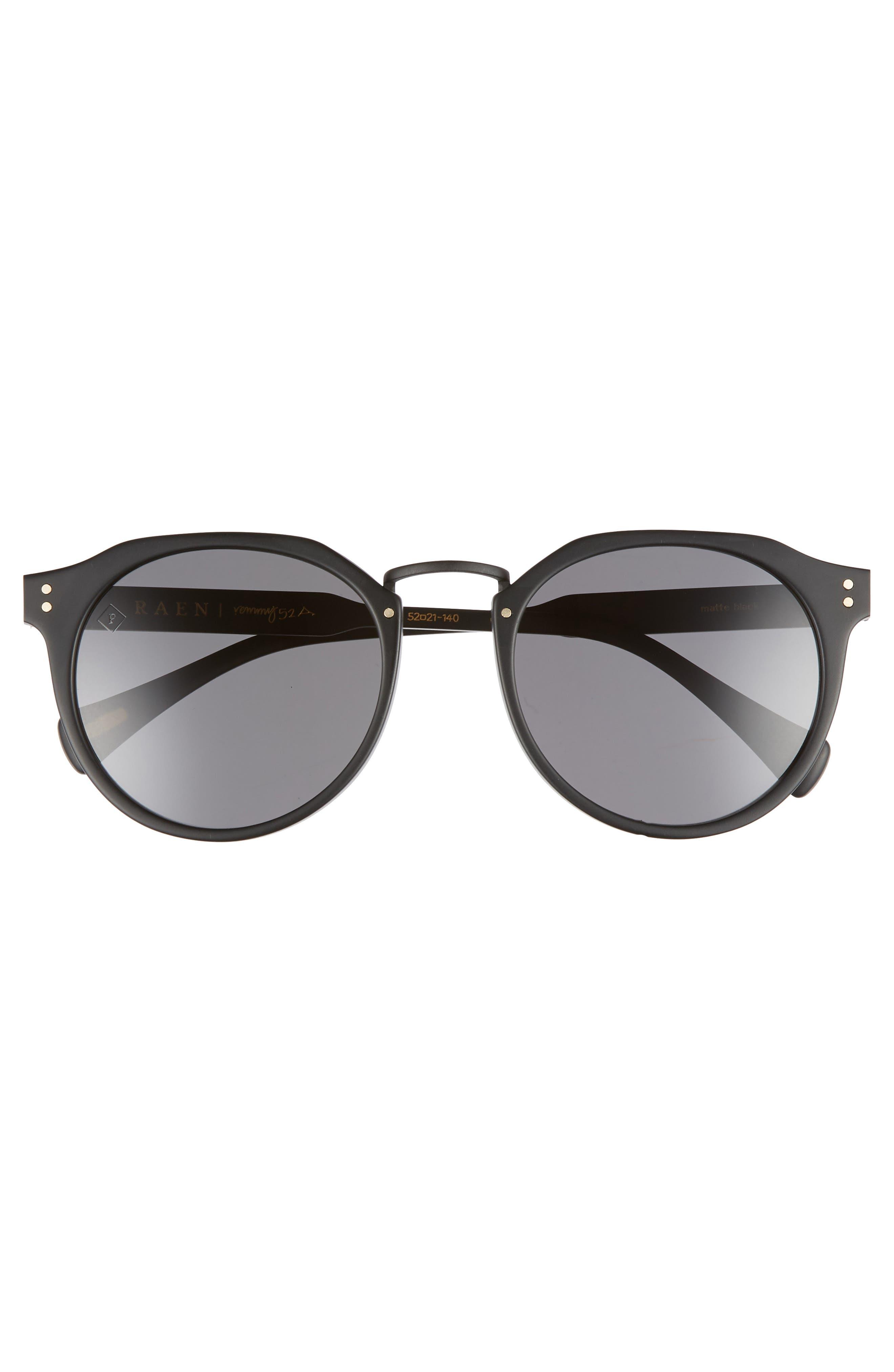 Remmy 52mm Sunglasses,                             Alternate thumbnail 2, color,                             Kola Tortoise