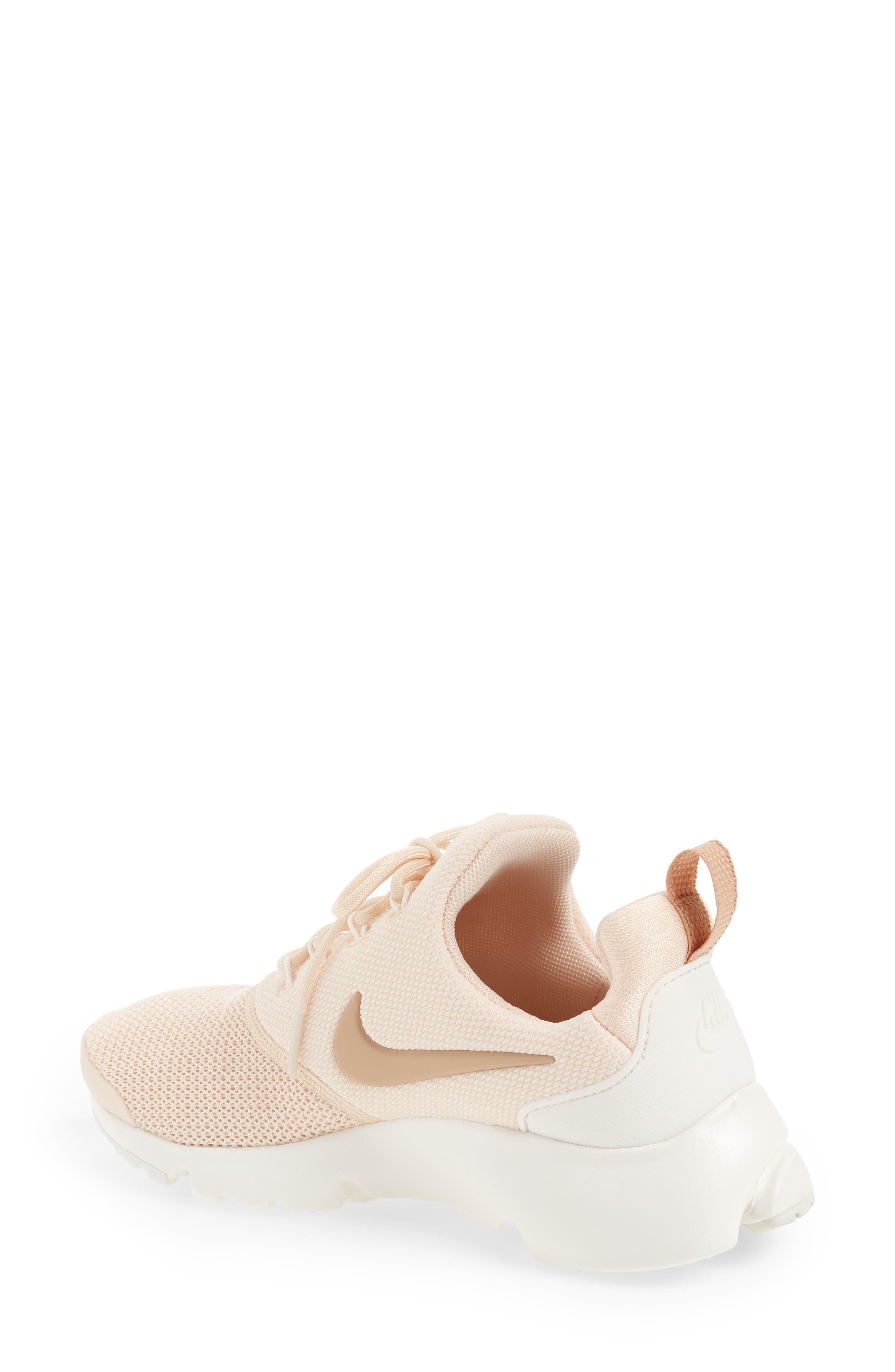 Presto Fly Sneaker,                             Alternate thumbnail 2, color,                             Guava Ice/ Beige/ Summit White
