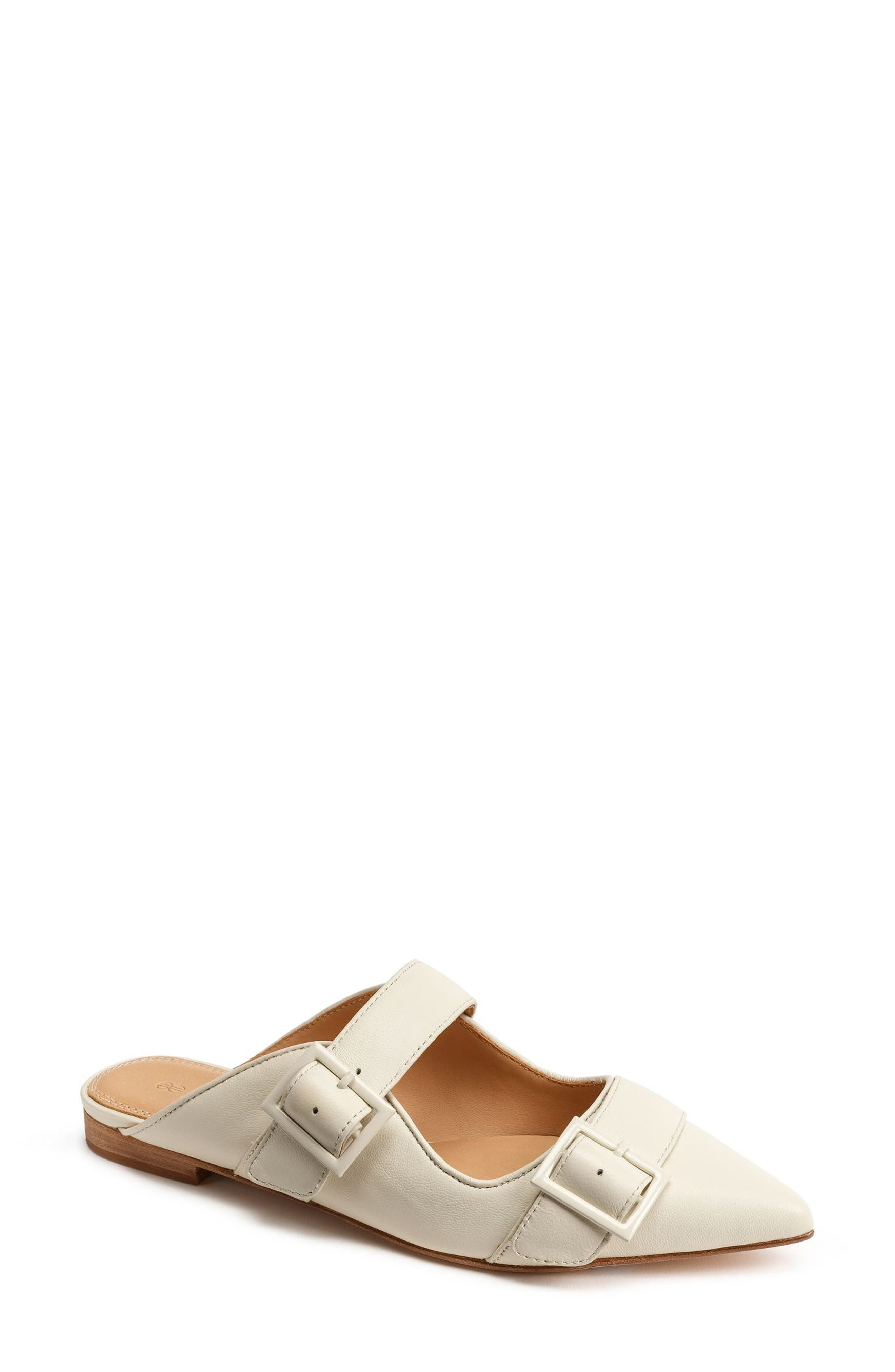 SYLIE POINTY TOE MULE