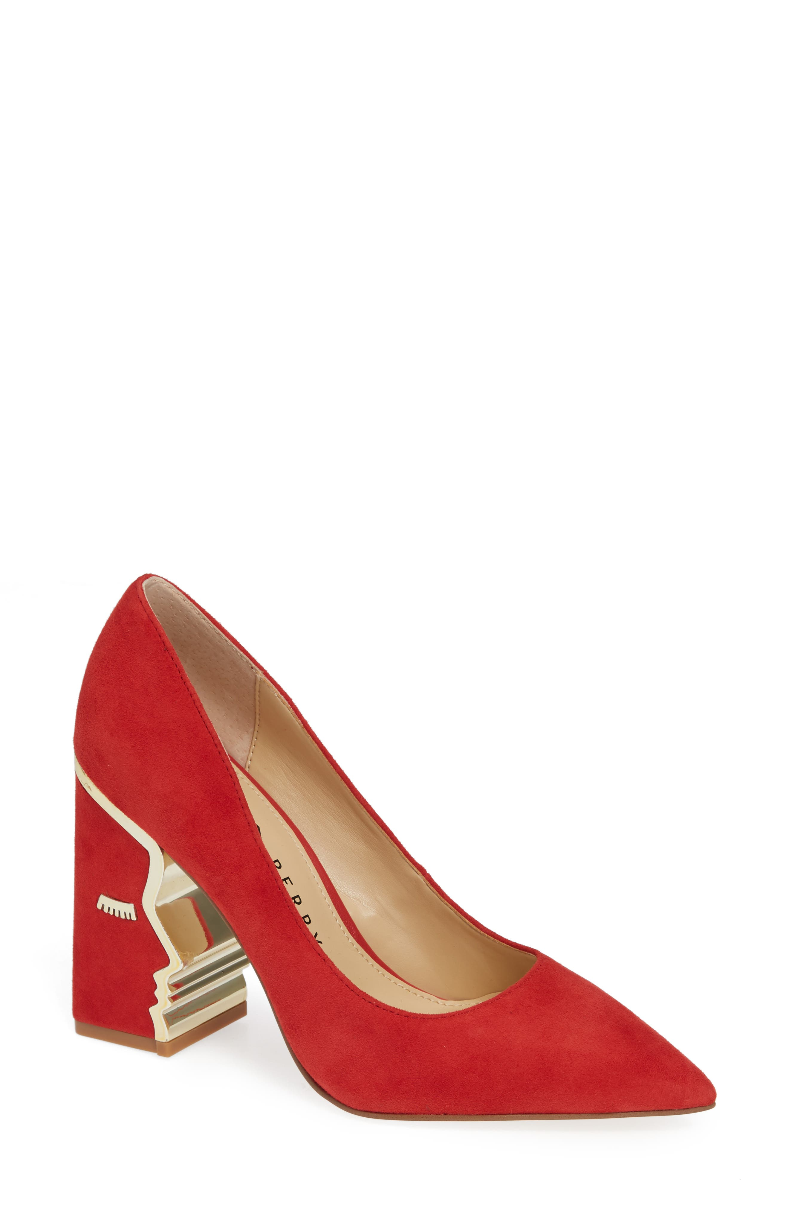 The Celina Pump, Spanish Red