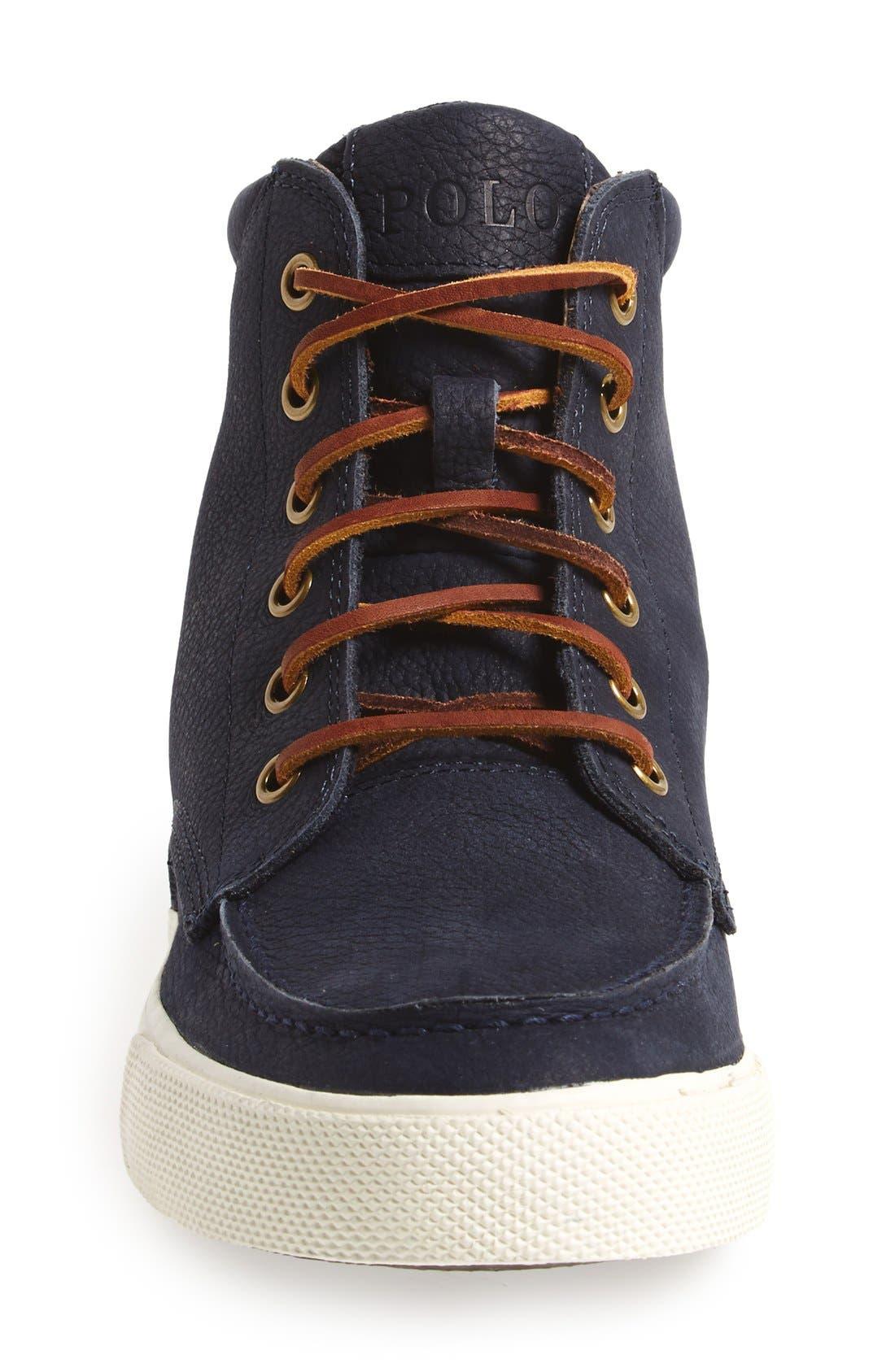 Alternate Image 3  - Polo Ralph Lauren 'Tedd' Sneaker (Men)