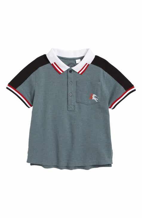Burberry Kai Polo (Baby Boys   Toddler Boys) 5d82badf44