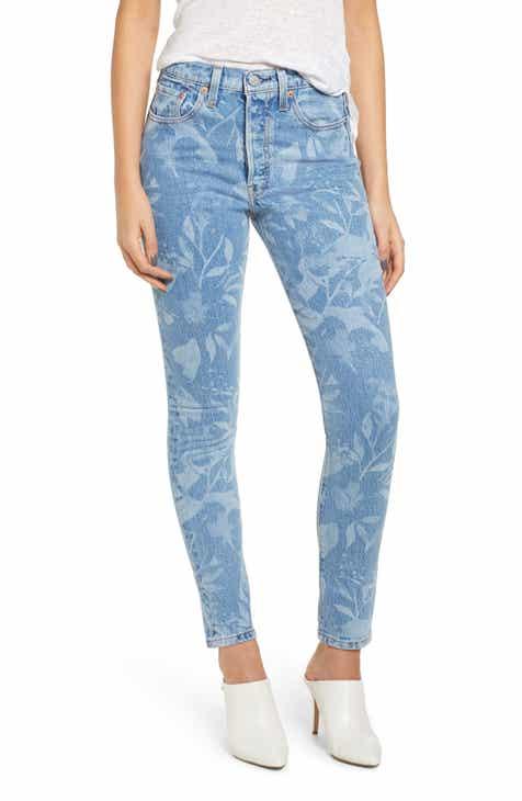 Levi's? 501? Skinny Jeans (Sunny Meadows)