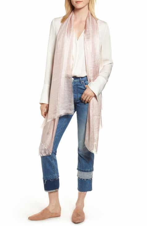 f5cef227b1f Women's Pink Scarves | Nordstrom