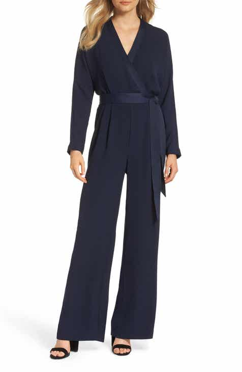 1e7083224fe4 Women s Long Sleeve Jumpsuits   Rompers