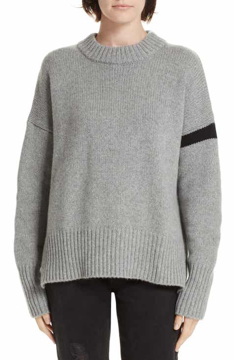8ab4047a3539f7 La Ligne Varsity Cashmere Sweater