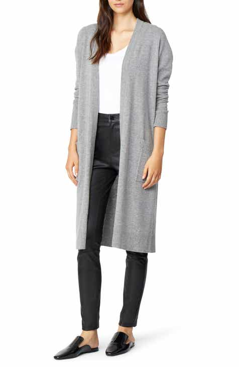 fabe5d920ea Habitual Ysabel Long Wool   Cashmere Cardigan