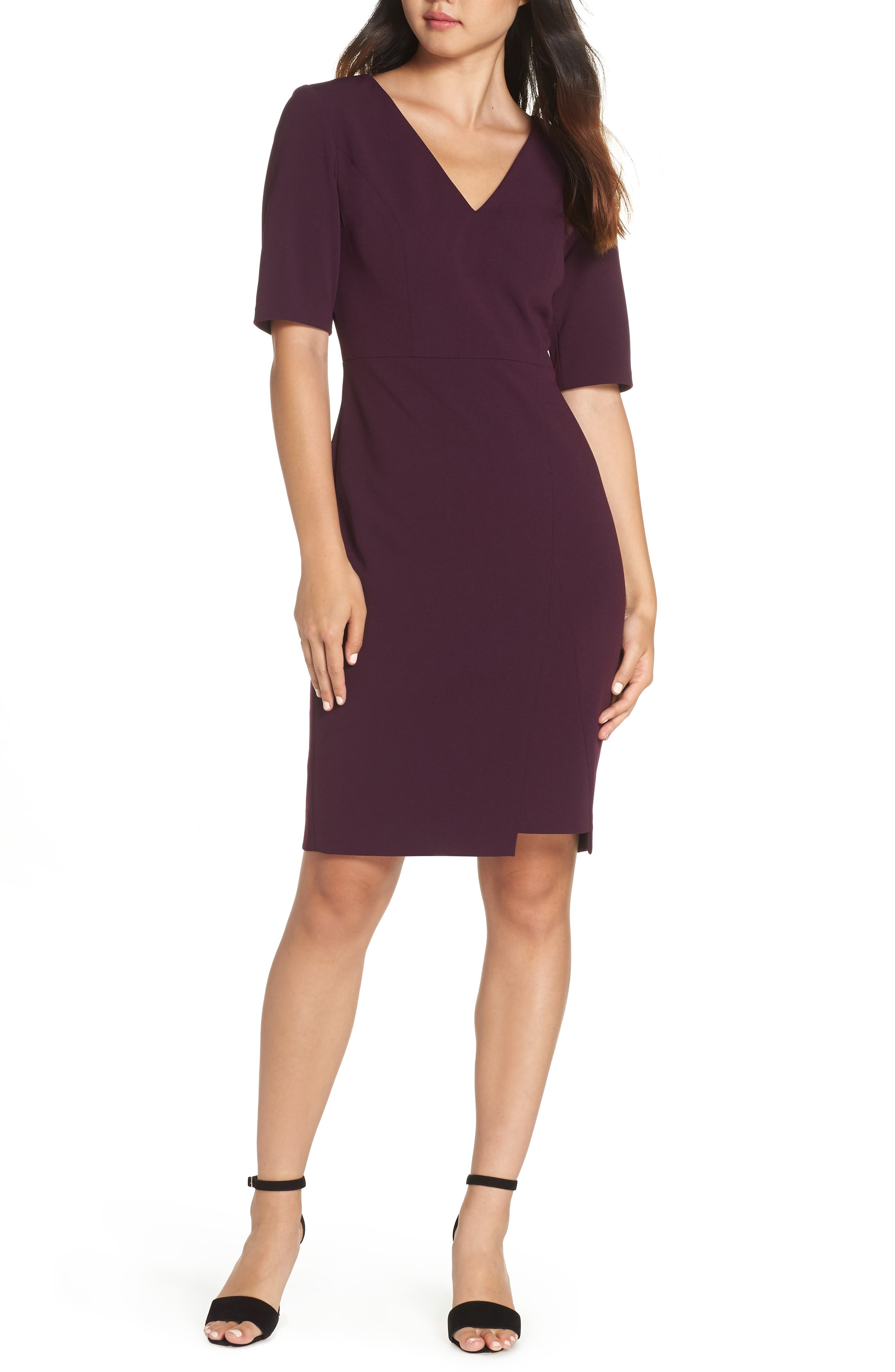 Sale alerts for  Scuba Crepe Dress - Covvet