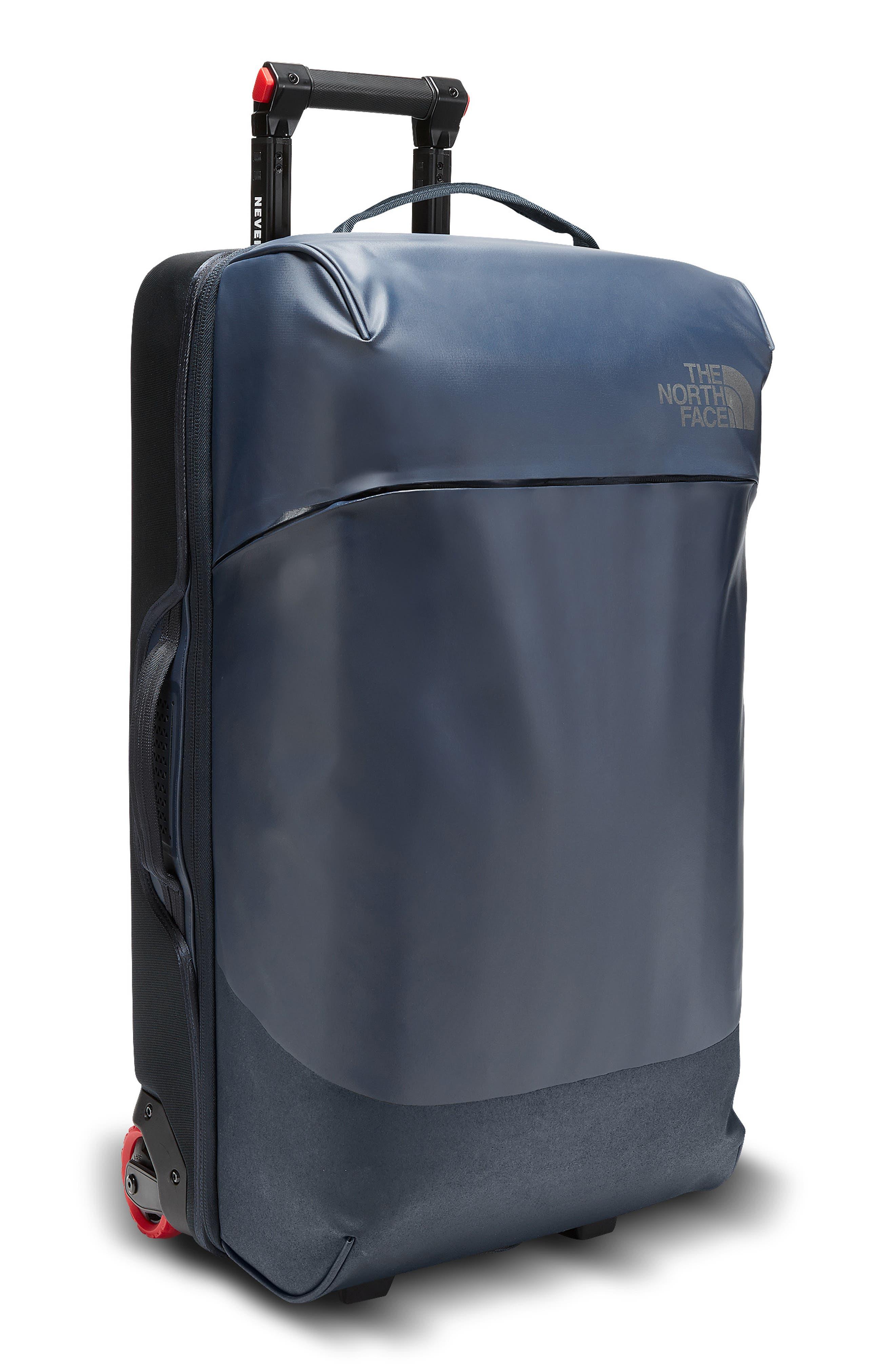 Stratoliner Large Wheeled Suitcase,                             Alternate thumbnail 3, color,                             Navy