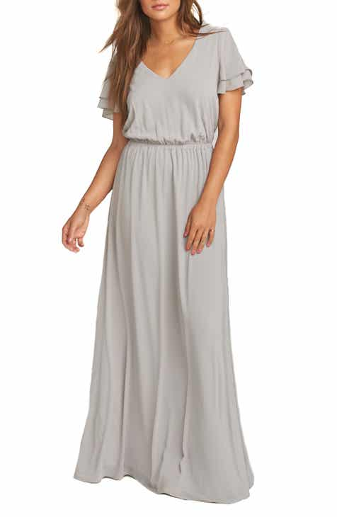 8aa3ec5b9f9 Show Me Your Mumu Michelle Maxi Dress