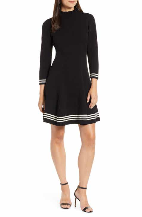 Black And White Dress Nordstrom