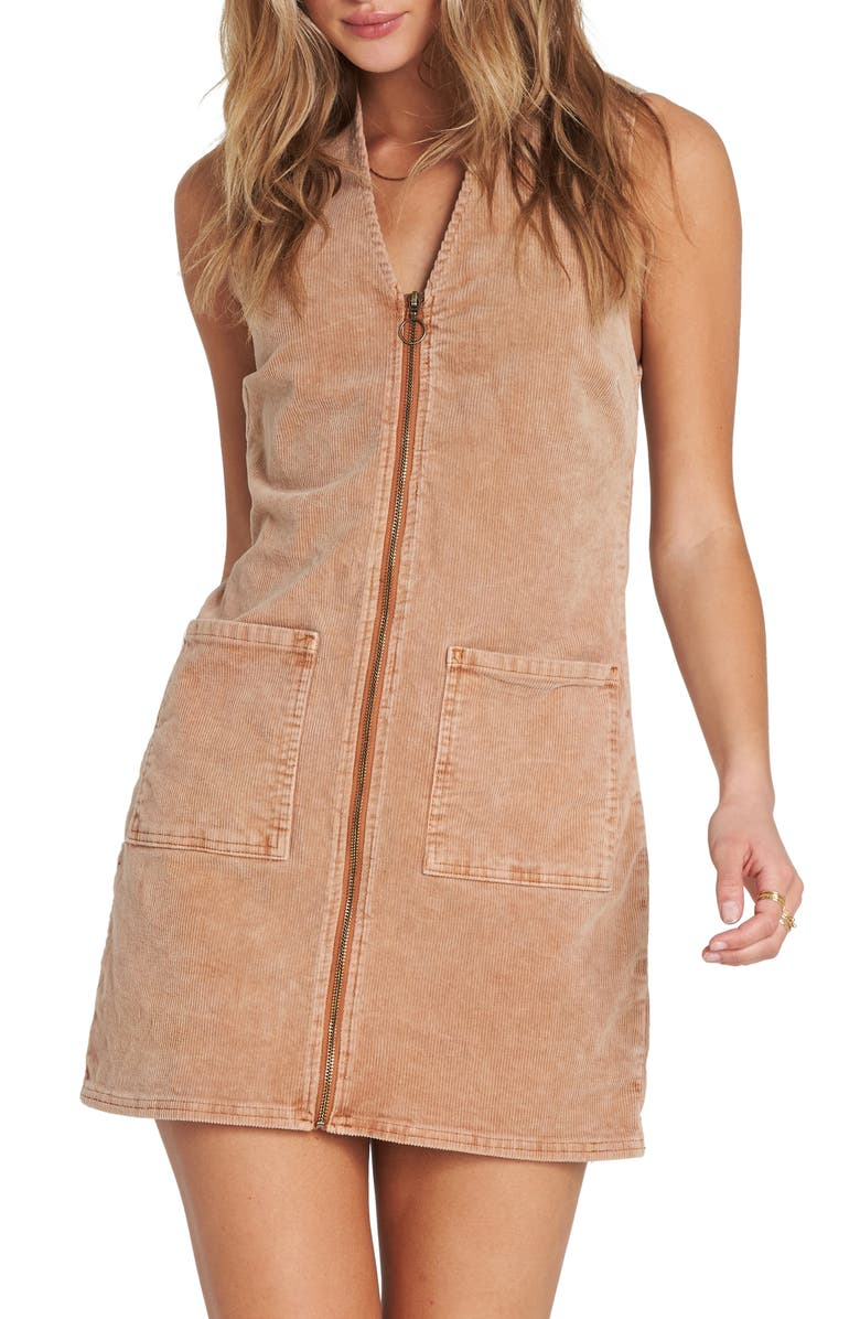 Billabong Foxy Corduroy Dress | Nordstrom