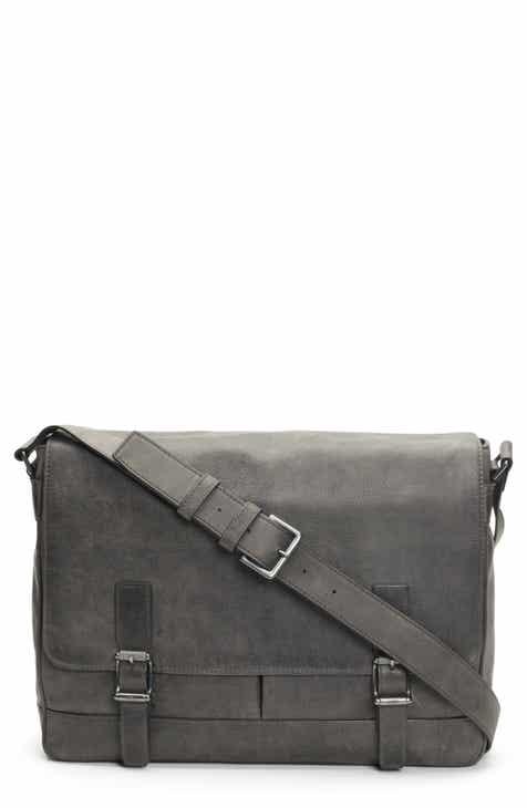 626cc768def Frye Oliver Leather Messenger Bag