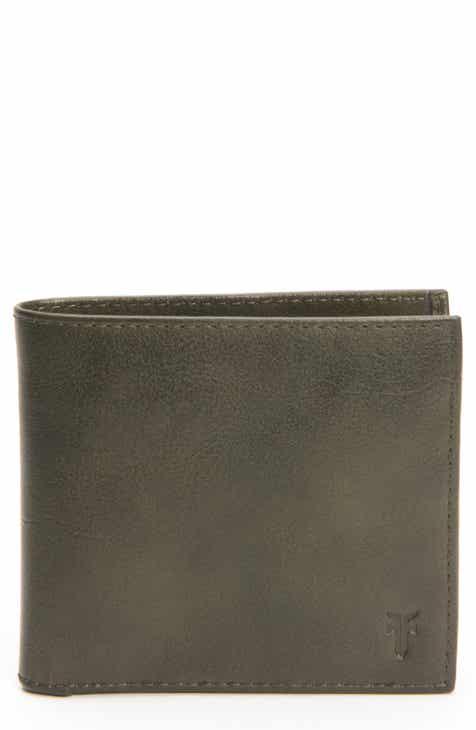Frye Oliver Leather Wallet 799cba113