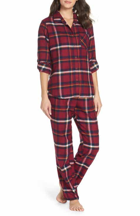 make model flannel girlfriend pajamas - Christmas Pajamas Women