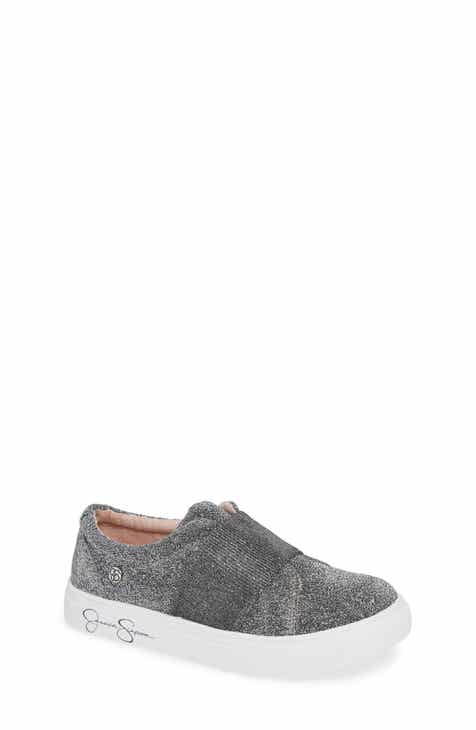 bea0227a5dac Jessica Simpson Sparkle Slip-On Sneaker (Toddler
