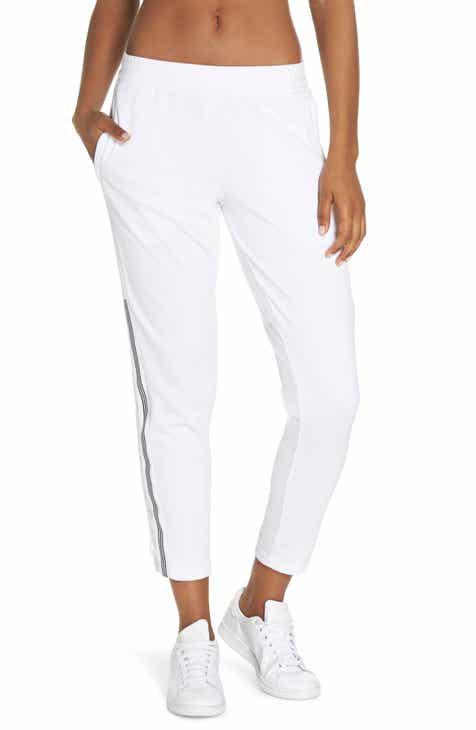 3a342819fab9c Women s White Cropped   Capri Pants