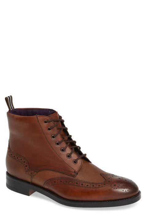 f5b0f91b1759a0 Ted Baker London Twrens Wingtip Boot (Men)
