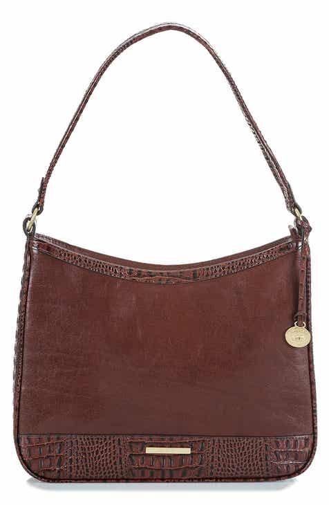 7e6c425b1a16 Brahmin Noelle Leather Hobo Bag