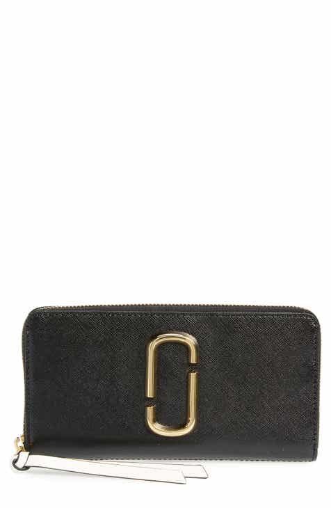 Marc Jacobs Snapshot Leather Continental Wallet