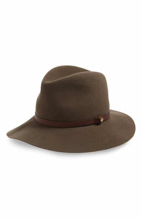 9071603191f rag   bone Floppy Brim Felted Wool Fedora