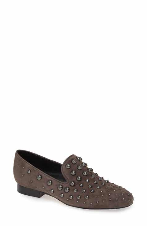 9e1fa8c220c Donald Pliner Loyd Studded Loafer (Women)