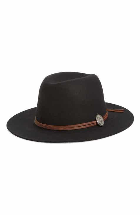 c1c4a66dd0e Frye Cadet Dented Crown Wool Felt Hat