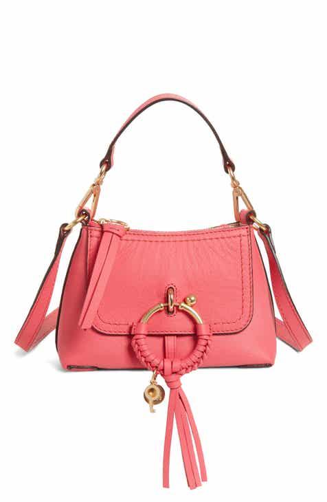 35d974d167a0 See by Chloé Mini Joan Leather Crossbody Bag