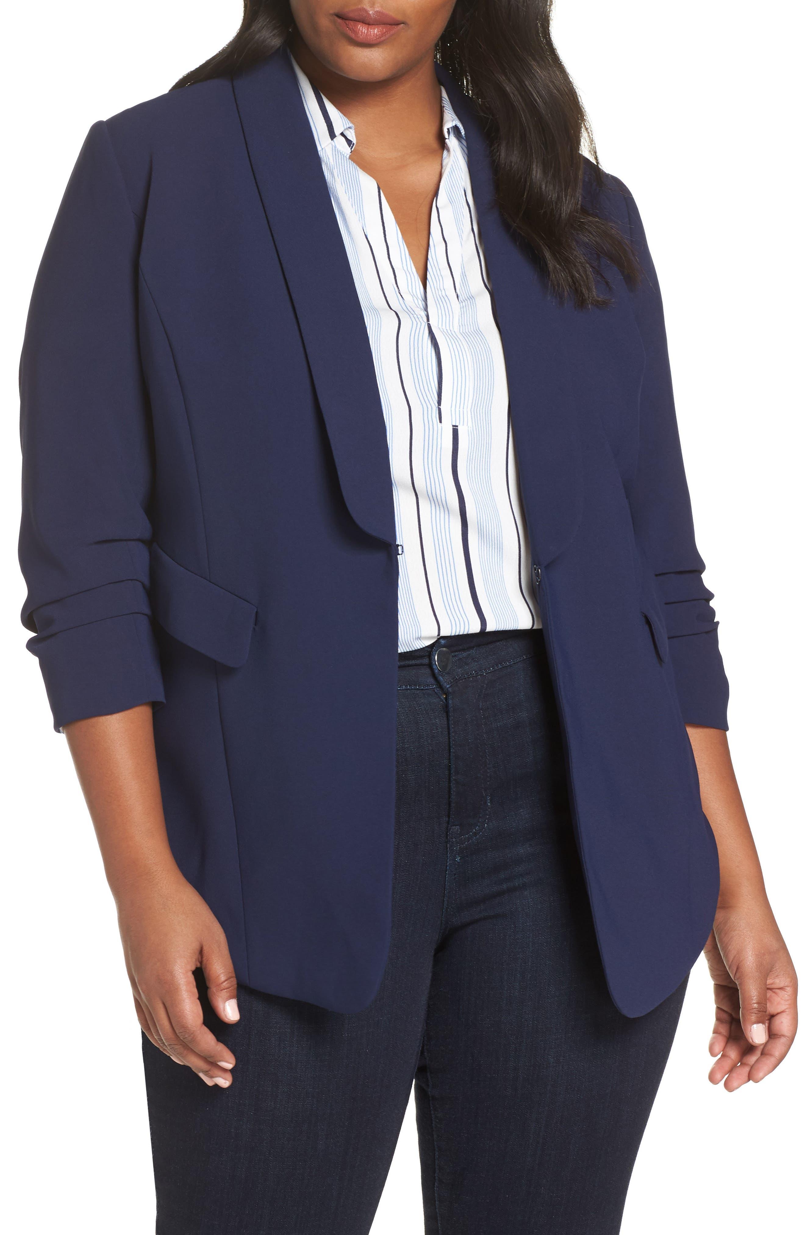 ef7be4a31ee Women s Sejour Plus-Size Coats   Jackets