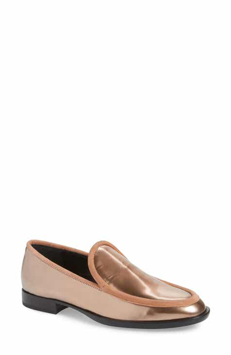 729ce1e9196 Women s Metallic Loafers   Slip-ons