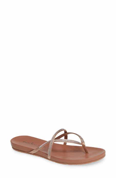 5a87e216e57c Pedro Garcia Giulia Crystal Embellished Sandal (Women)