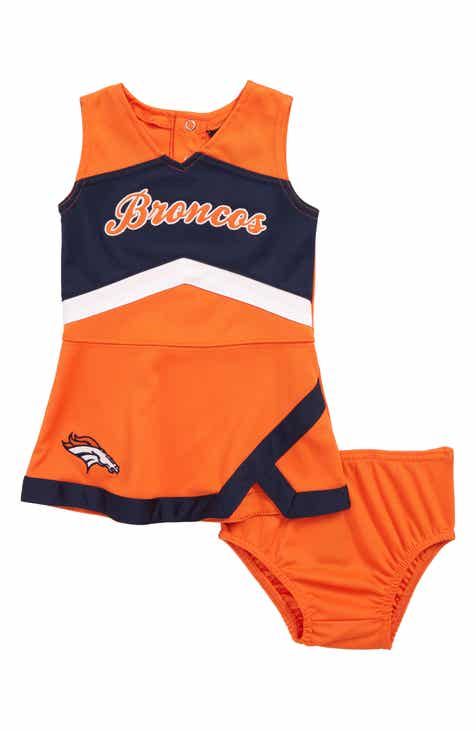 Outerstuff NFL Team Cheer Captain Dress (Baby Girls) 76b1bc9be