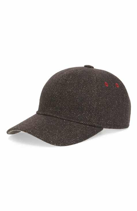 73828281d58 Ted Baker London Herringbone Baseball Cap