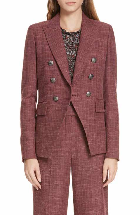 37ef769e5a21 Veronica Beard Miller Wool Blend Dickey Jacket