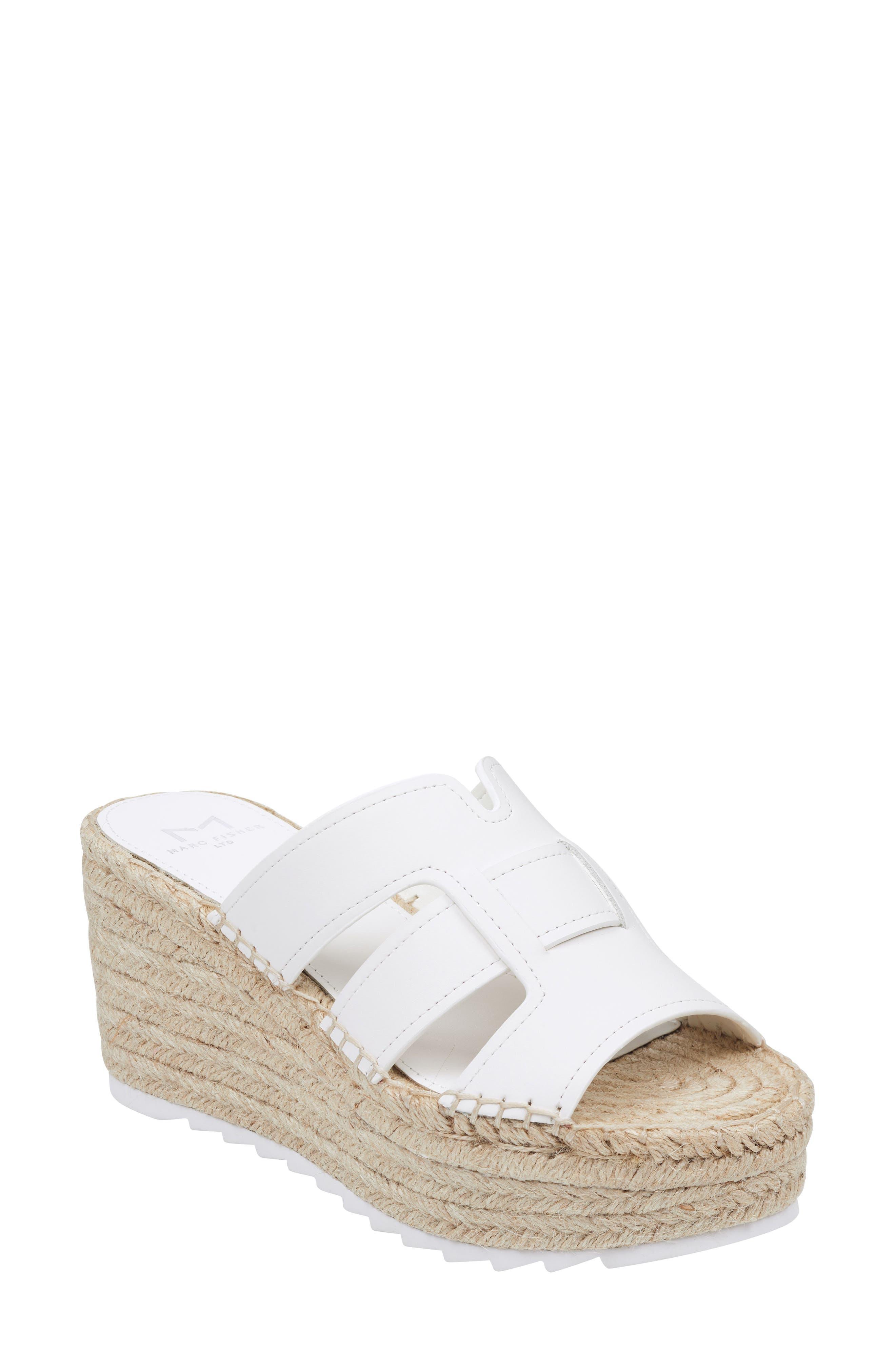 45400bfbae2e Women s Marc Fisher LTD Wedge Sandals