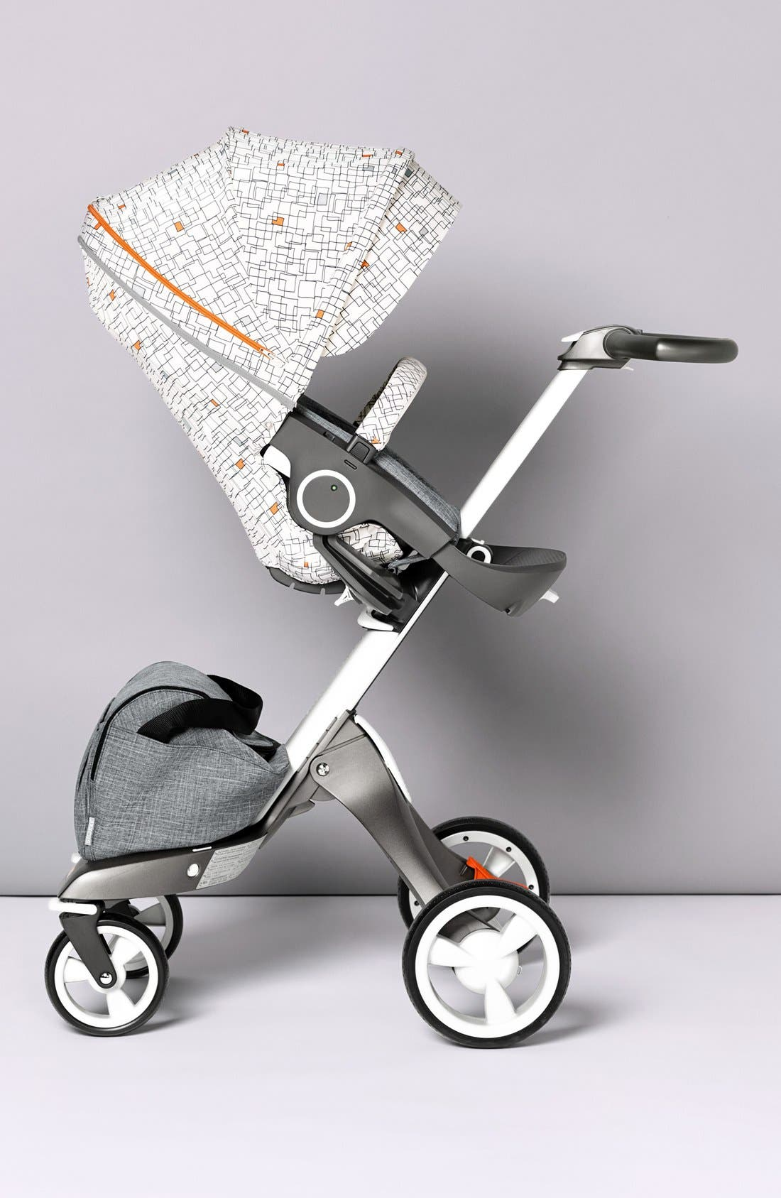 'Grid' Stroller Seat Style Kit,                             Alternate thumbnail 3, color,                             Grid