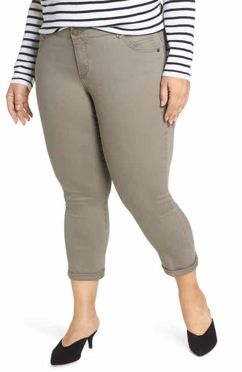 9001464c9a57a Wit   Wisdom Ab-Solution Ankle Skimmer Jeans (Plus Size) (Nordstrom  Exclusive)