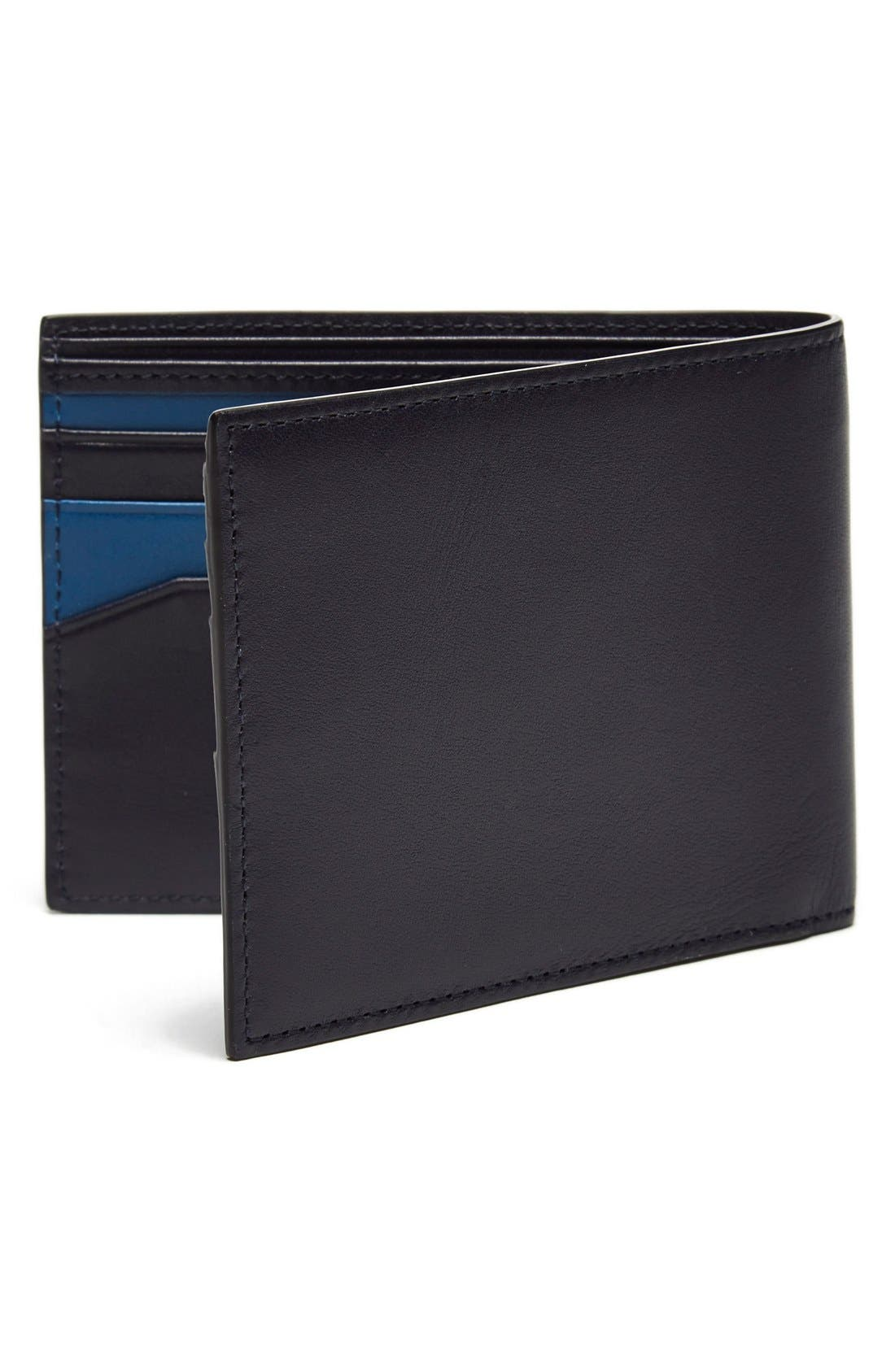 Alternate Image 3  - Ted Baker London Leather Wallet