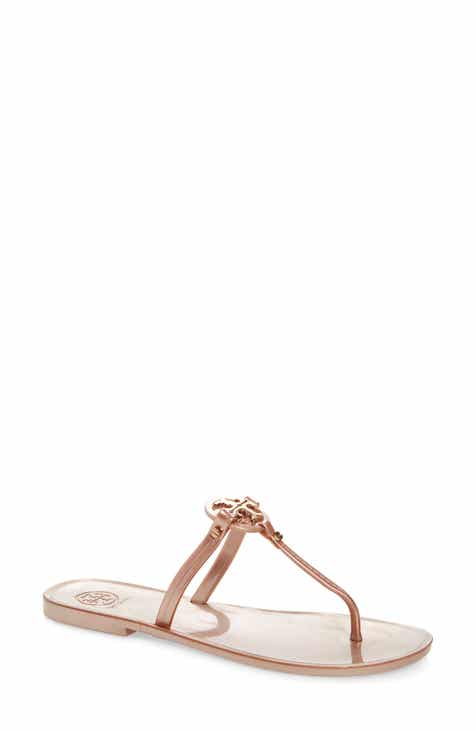df597b276 Tory Burch  Mini Miller  Flat Sandal (Women)