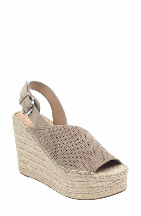 888ccd99078 Marc Fisher LTD Andela Slingback Espadrille Wedge (Women)