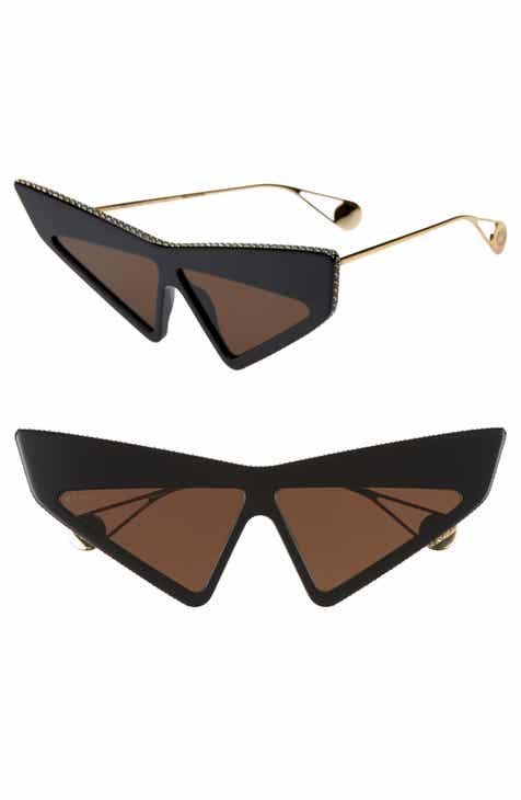 e7822214ebd Gucci 70mm Cat Eye Sunglasses