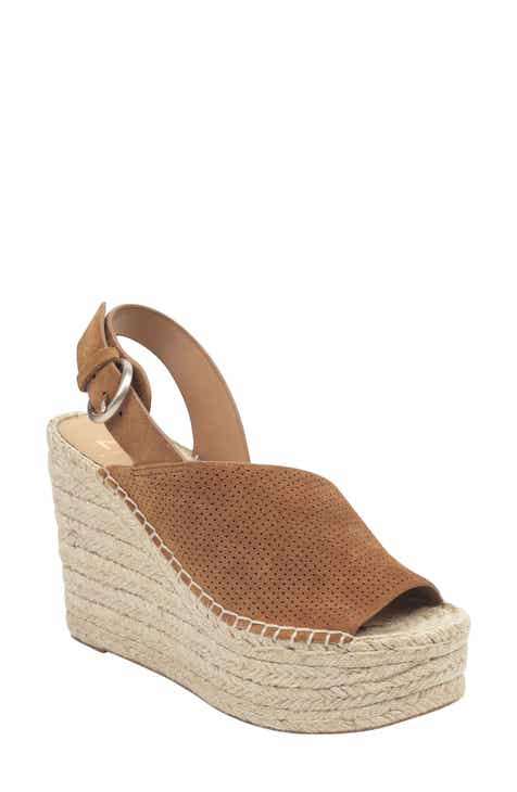 1e3a74f9e58b Marc Fisher LTD Andela Slingback Espadrille Wedge (Women)