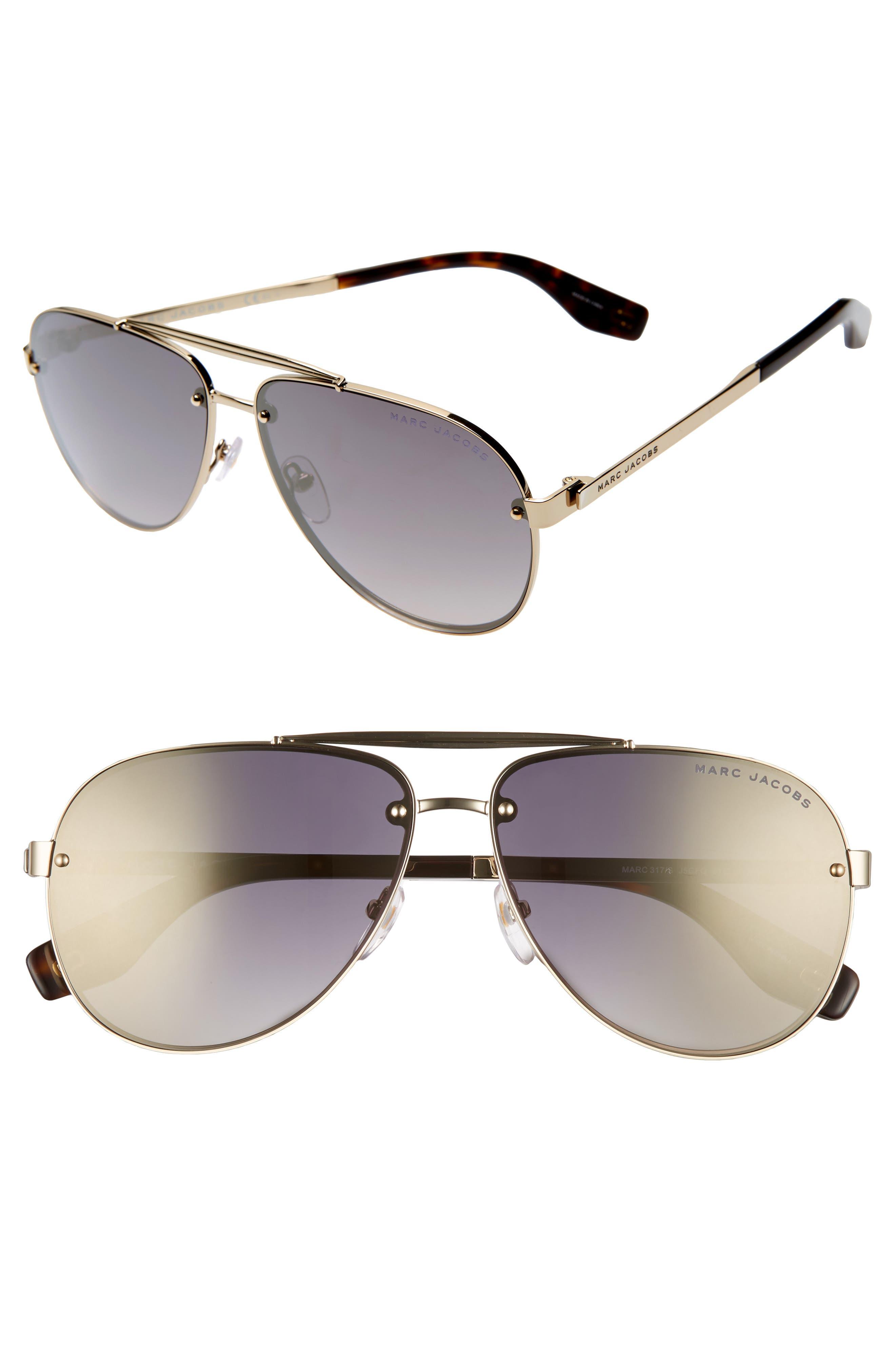 c9f761c9e5 MARC JACOBS Aviator Sunglasses