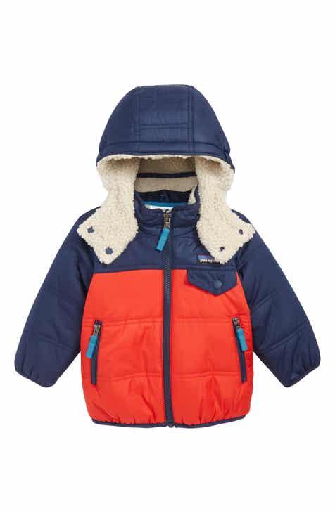 3cc915c1585e Patagonia  Tribbles  Reversible Hoodie (Baby Boys)