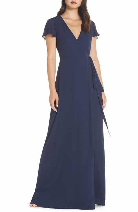 e319b605d1f2da Show Me Your Mumu Noelle Wrap Dress