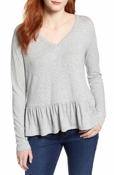 f97ab33b4cf Women s Grey Tops