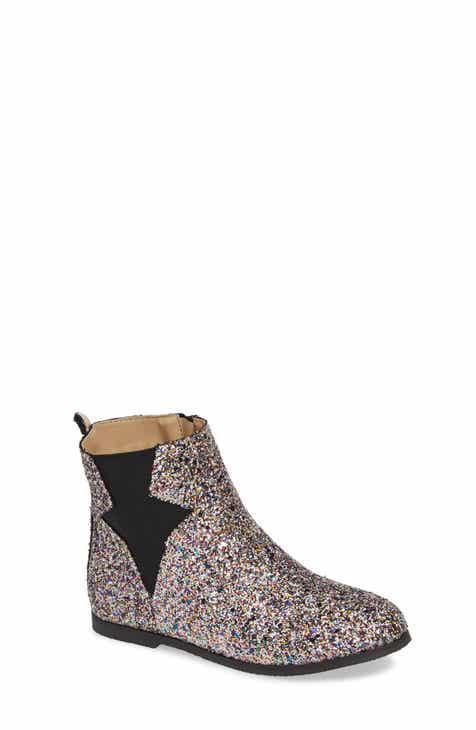 5973a520f98 Yosi Samra Miss Anya Glitter Boot (Toddler Kid